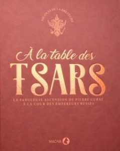 À la table des tsars