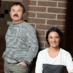 Anna et Sergey Litvinov